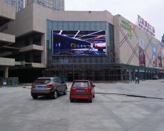 连江万家城市广场160平方户外全彩