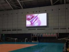 福建师范大学室内P2.5全彩显示屏