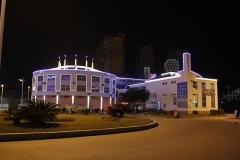 罗源县青少年活动中心夜景工程
