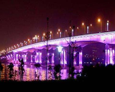 福州夜景亮化工程